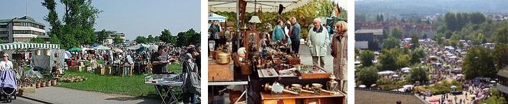 Homburg Flea and Antiques Market