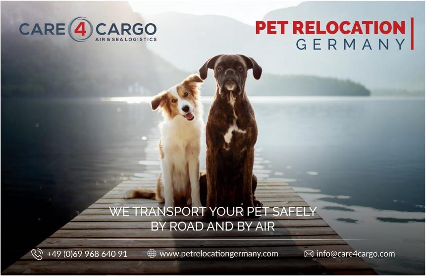 Care4cargo Pet Shipping