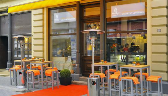 Balthasar Ress Wine Bar & Vinothek