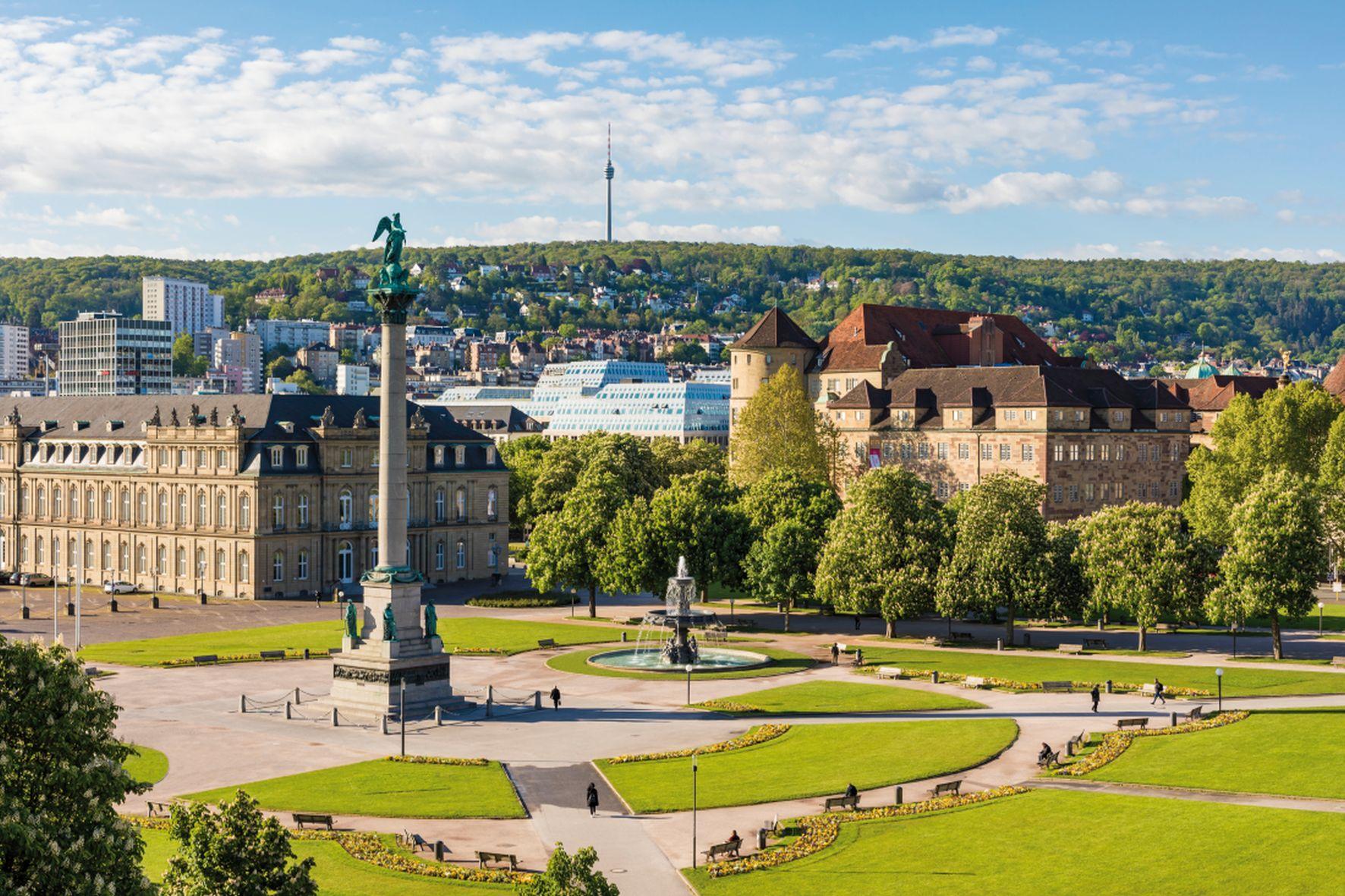 The Stuttgart Region